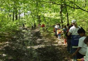 Burlington Reservoir Habitats Trip