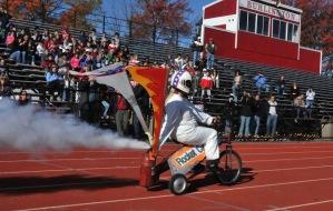 Rocket car on Rocket Day