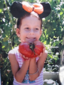 Largest Tomato Winner