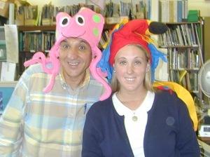 Mr. Papadonis & Ms. Pavlicek