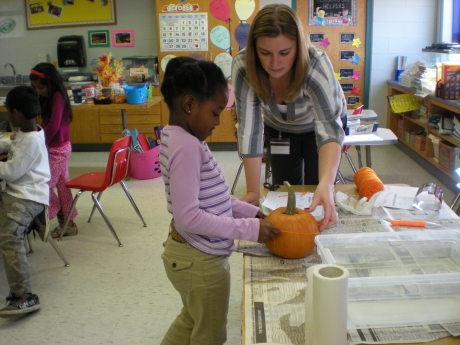 What is the diameter of our pumpkin?